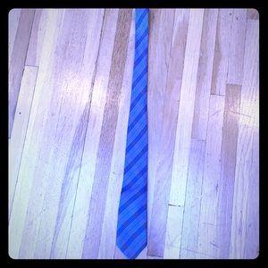Chaps Blue Tie